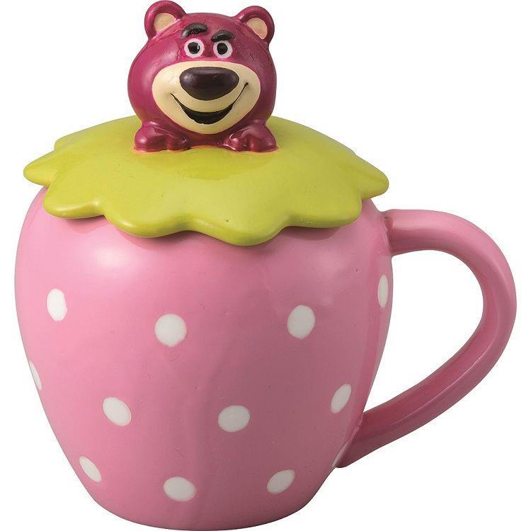 造型馬克杯-熊抱哥/草苺