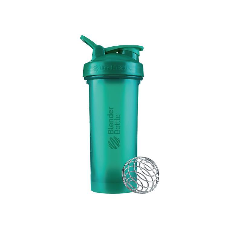 【Blender Bottle】Classic V2系列經典防漏搖搖杯(28oz)-森林綠