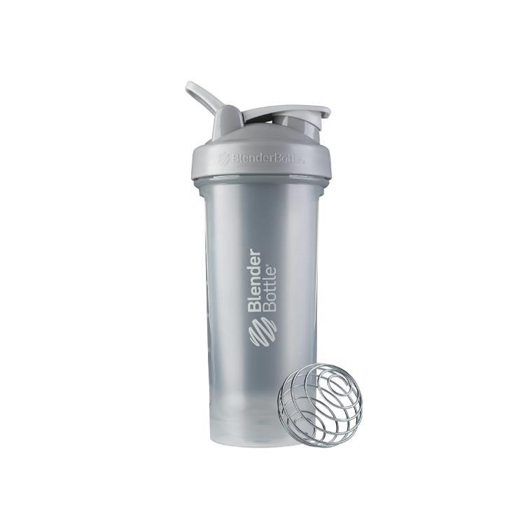 【Blender Bottle】Classic V2系列經典防漏搖搖杯(28oz)-太空灰