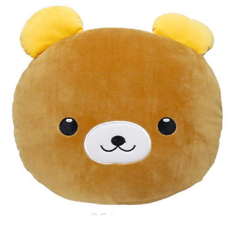 微笑熊保暖套手枕