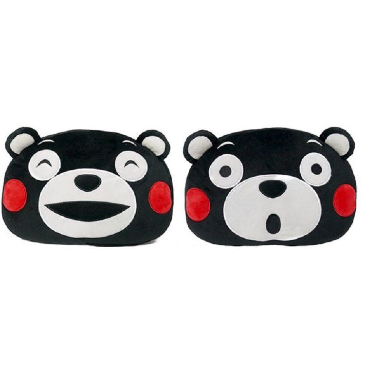 45CM熊本熊頭靠枕(款式隨機出貨)