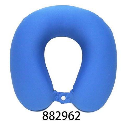 科技記憶棉舒壓頸枕/天藍