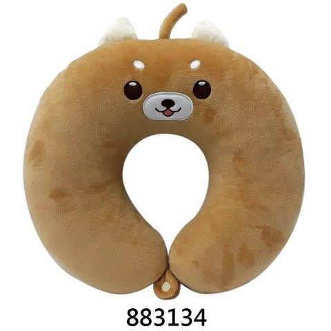 柴犬U型功能枕