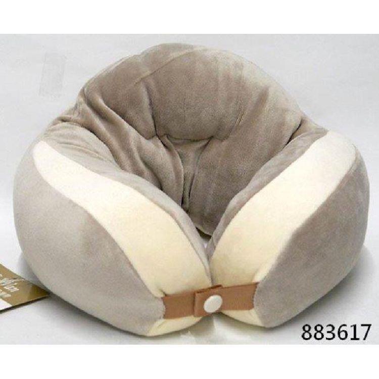 貼身紓壓功能枕/灰