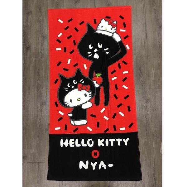Hello Kitty x NYA童巾