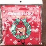 琦菲束口袋(聖誕款)