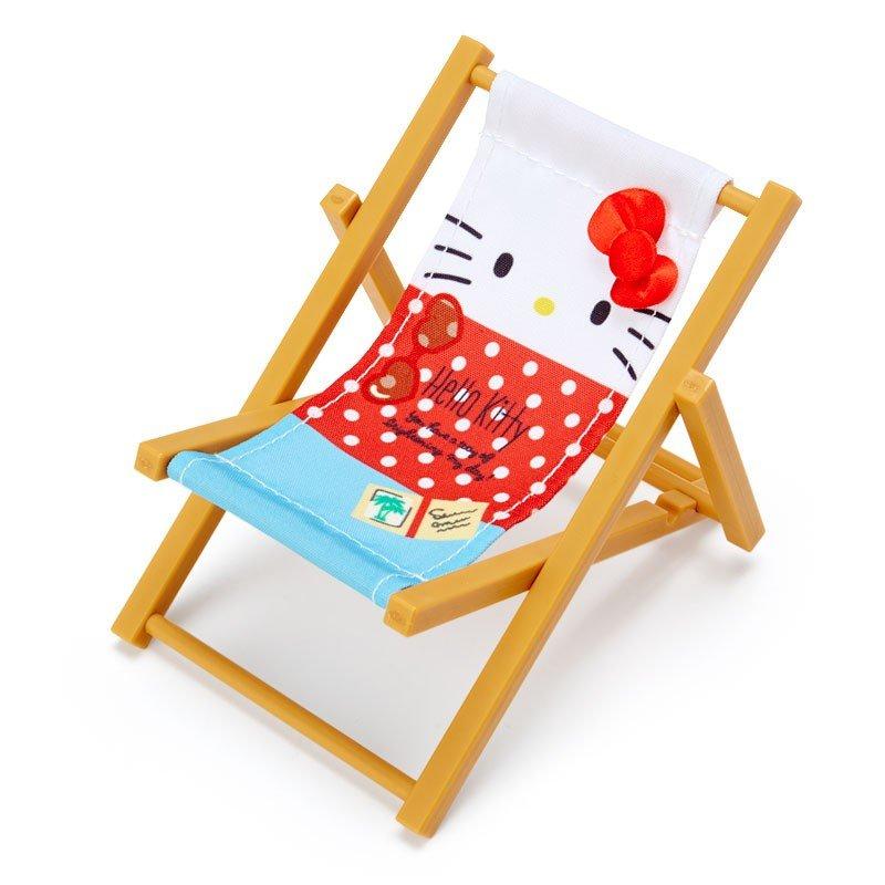 迷你置小物海灘椅 Kitty-夏天