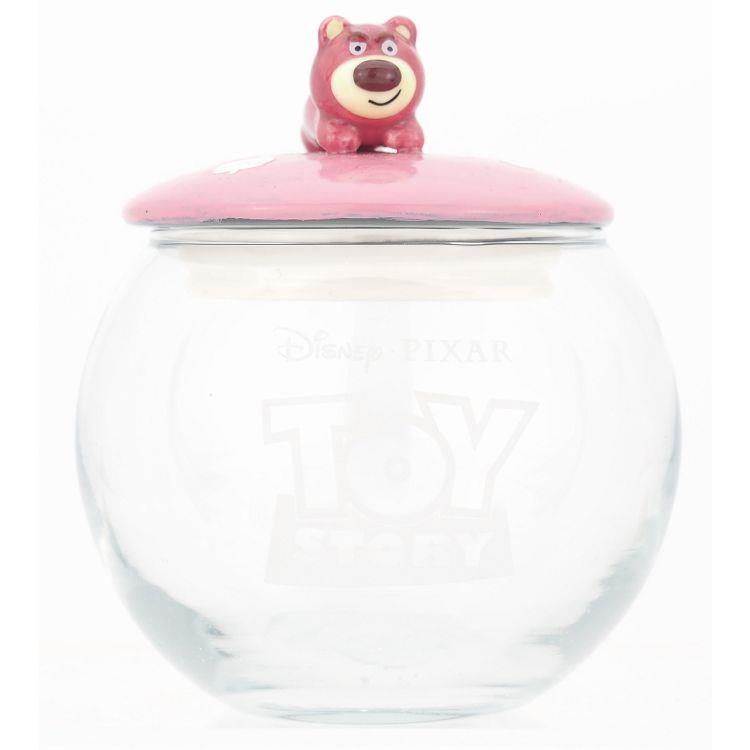 置物罐-慵懶熊抱哥