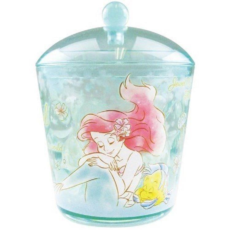 點點收納罐-小美人魚