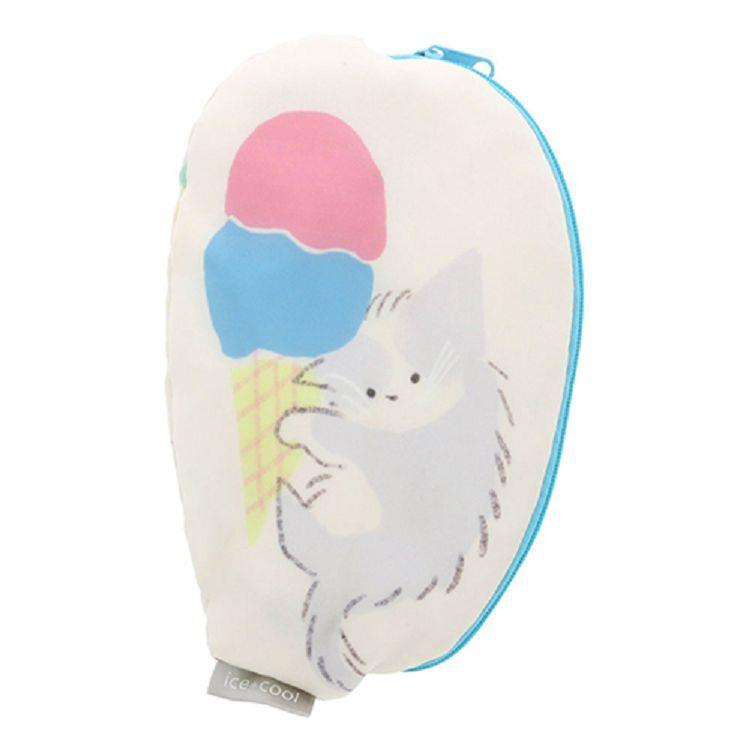 涼感收納包-冰淇淋