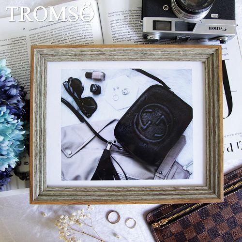 TROMSO 北歐旅程階梯木紋8X10相框