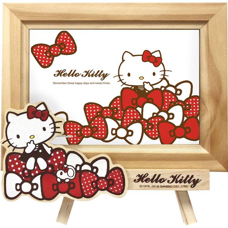Hello Kitty畫架相框