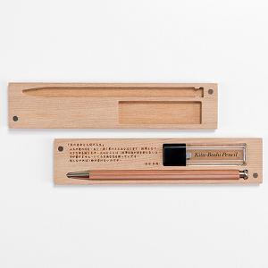【北星】大人的鉛筆-鉛筆(B)附削筆器+木製筆盒(磁鐵)