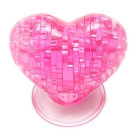 3D立體水晶拼圖-邱比特之心