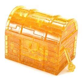 3D立體水晶拼圖-所羅門的寶藏