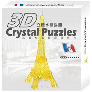 3D立體水晶拼圖-情定艾菲爾