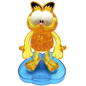 3D立體水晶拼圖-加菲貓Garfield