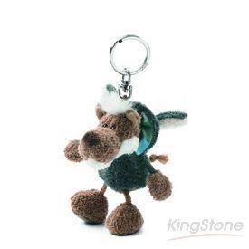 【NICI】披羊皮的狼鑰匙圈