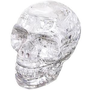 3D立體水晶拼圖-水晶骷髏頭