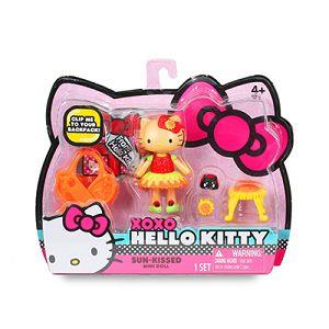 【Hello Kitty】迷你小公仔-陽光Kitty