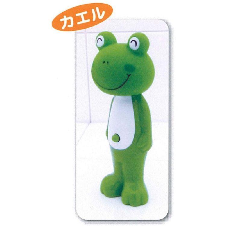 日本U-company兒童牙刷-青蛙