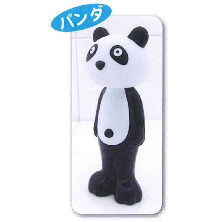 日本U-company兒童牙刷-貓熊