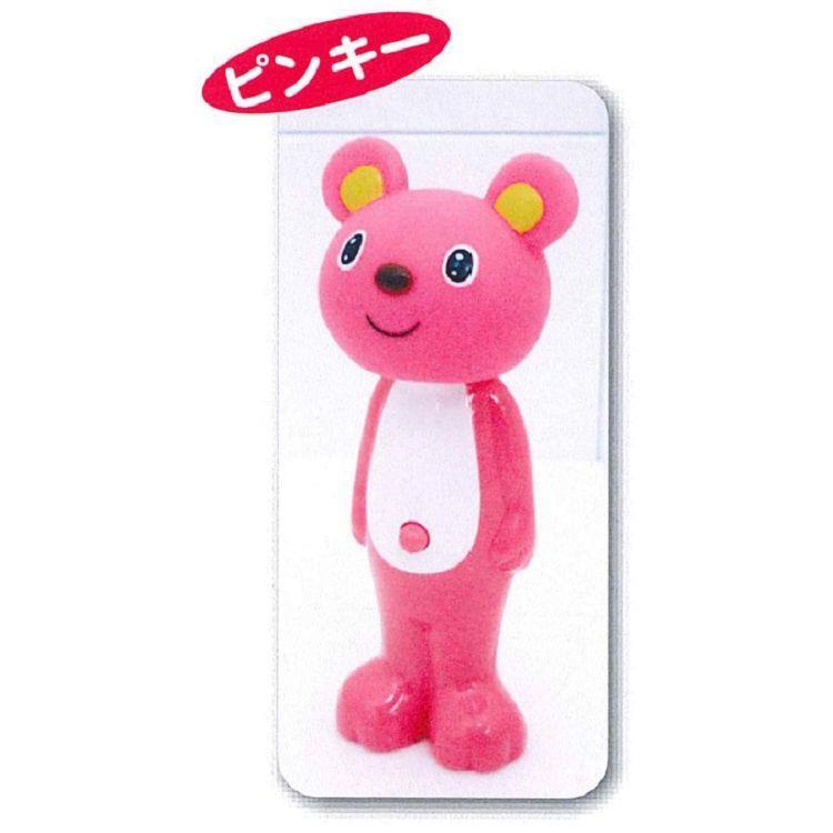 日本U-company兒童牙刷-無尾熊