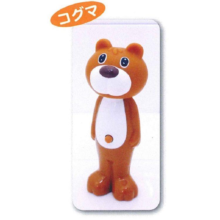 日本U-company兒童牙刷-小熊