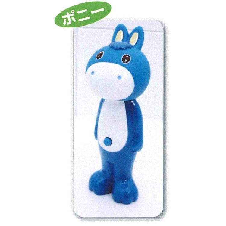 日本U-company兒童牙刷-小馬