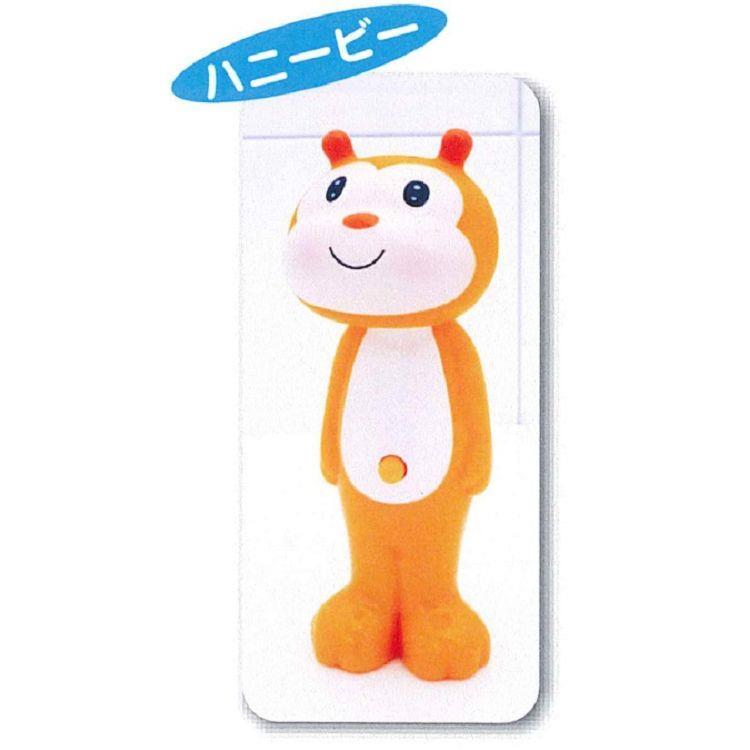 日本U-company兒童牙刷-蜜蜂