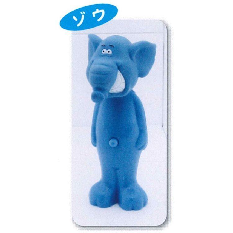 日本U-company兒童牙刷-大象