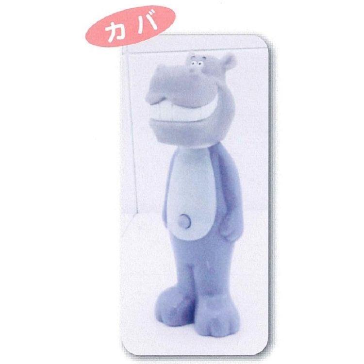 日本U-company兒童牙刷-河馬
