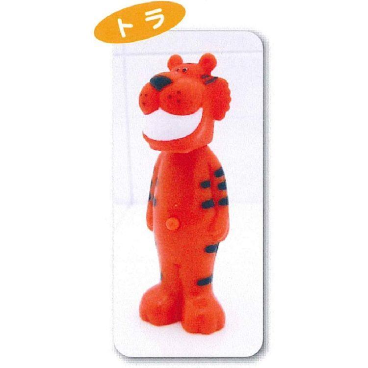 日本U-company兒童牙刷-老虎