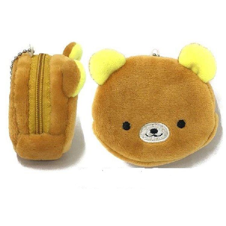 熊熊零錢包吊飾