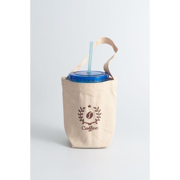 環保飲料提袋-咖啡豆