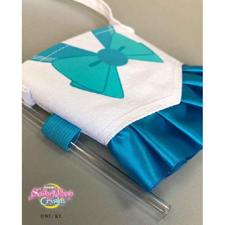 美少女戰士飲料提袋(水藍)