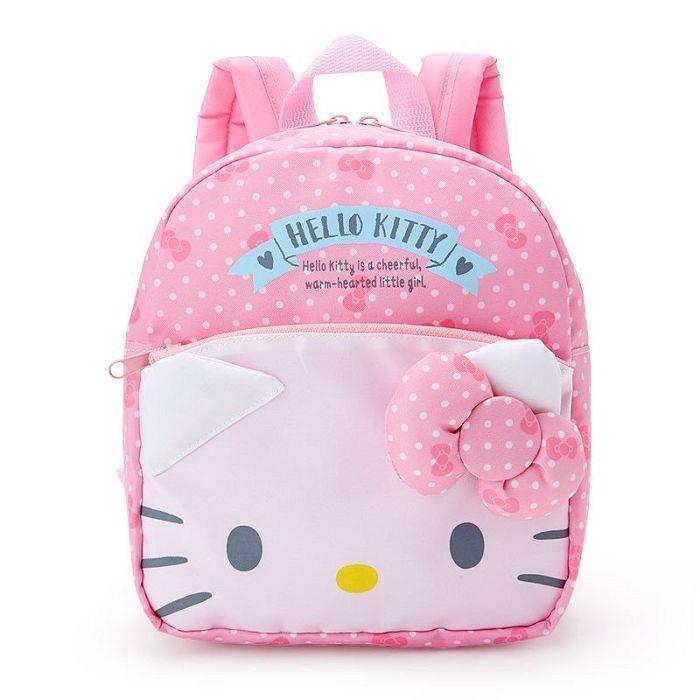 迷你造型後背包 Kitty