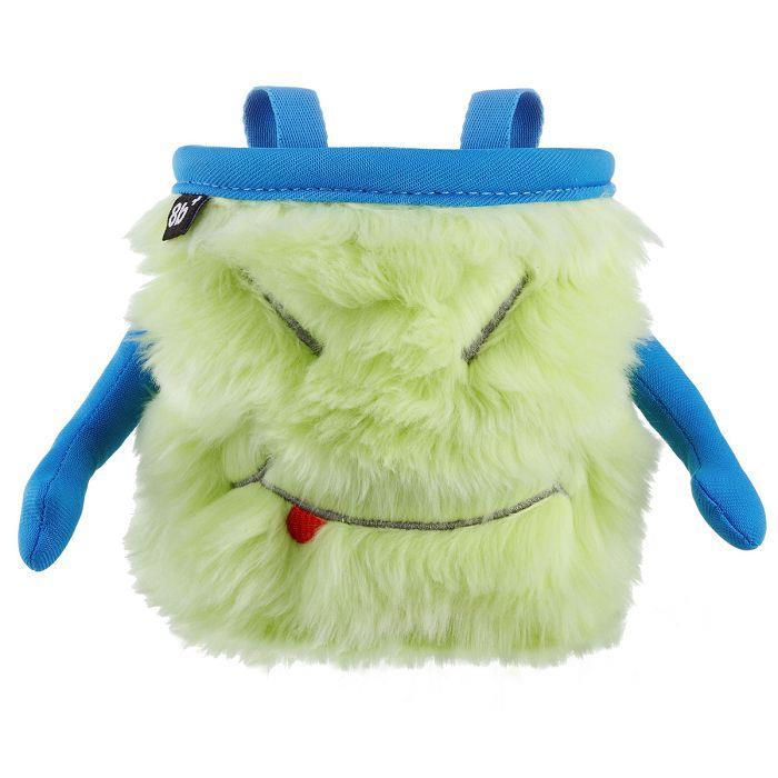 【奧地利8BPlus】怪獸粉攀岩粉腰包-KIKI