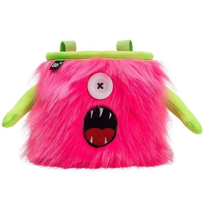 【奧地利8BPlus】怪獸粉攀岩粉腰包-KELLY