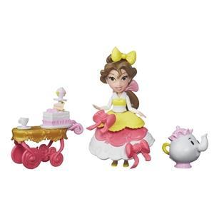 迪士尼迷你公主配件遊戲組-貝兒