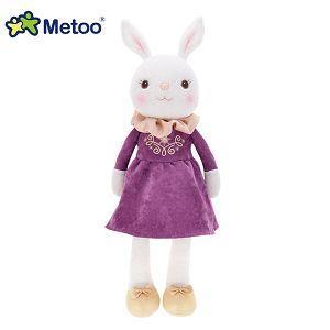 Metoo 45cm提拉米兔雅風版-紫宮廷裙裝