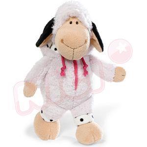 25cm泰莎咩咩羊坐姿玩偶