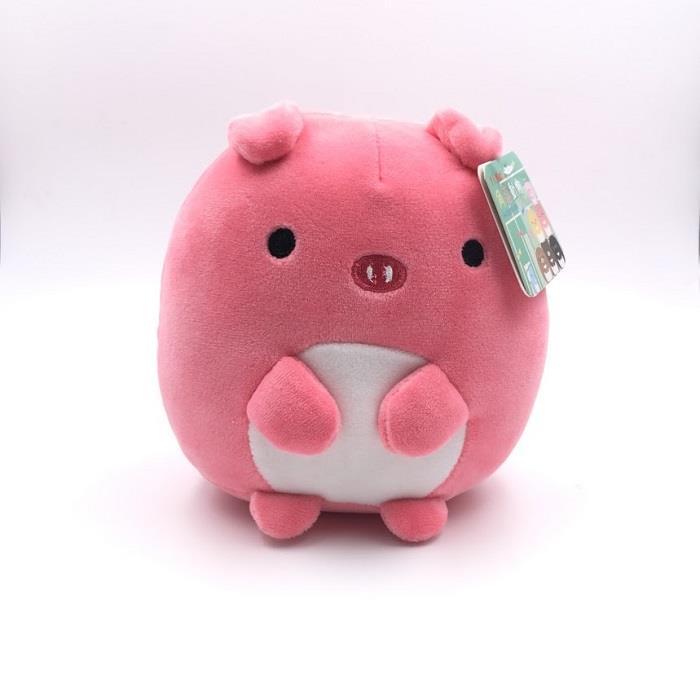 15cm角落動物玩偶-小豬