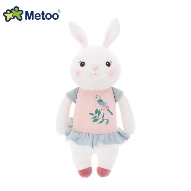 Metoo  35cm提拉米兔戀戀版-小鳥