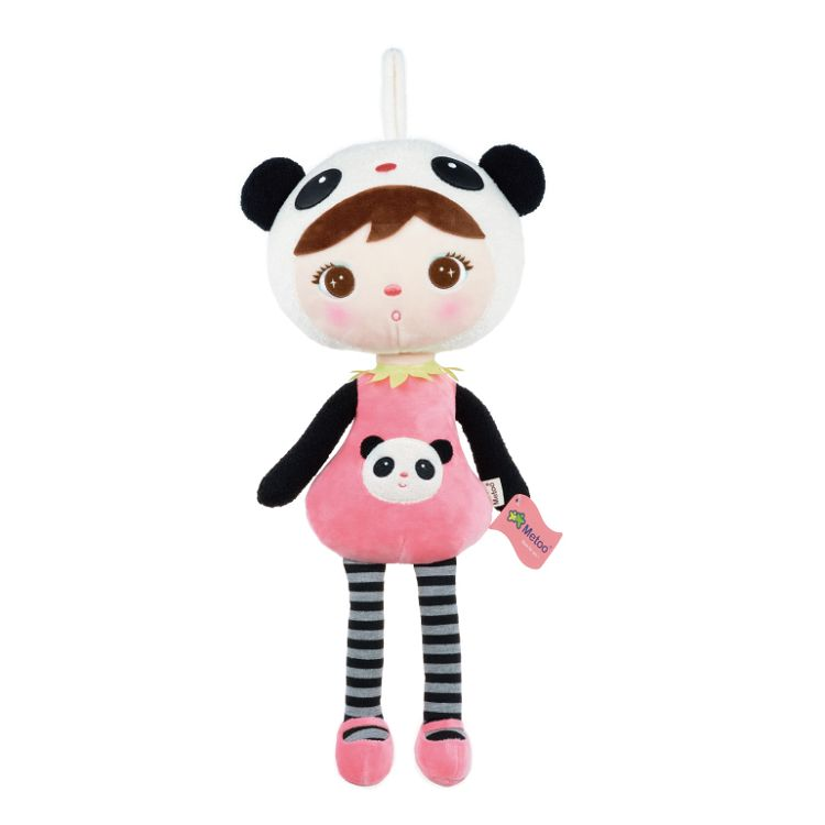 Metoo  65cm吉寶娃娃玩偶裙裝款-熊貓