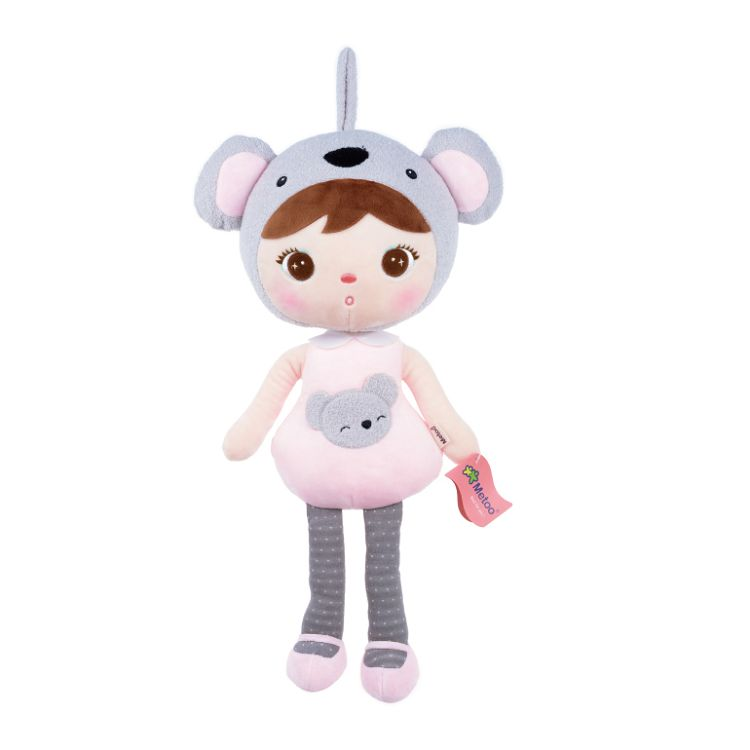 Metoo  22cm吉寶娃娃玩偶-無尾熊