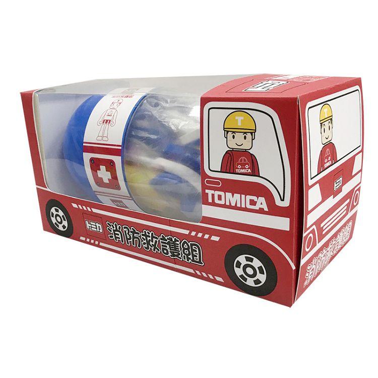 TOMICA消防醫護組