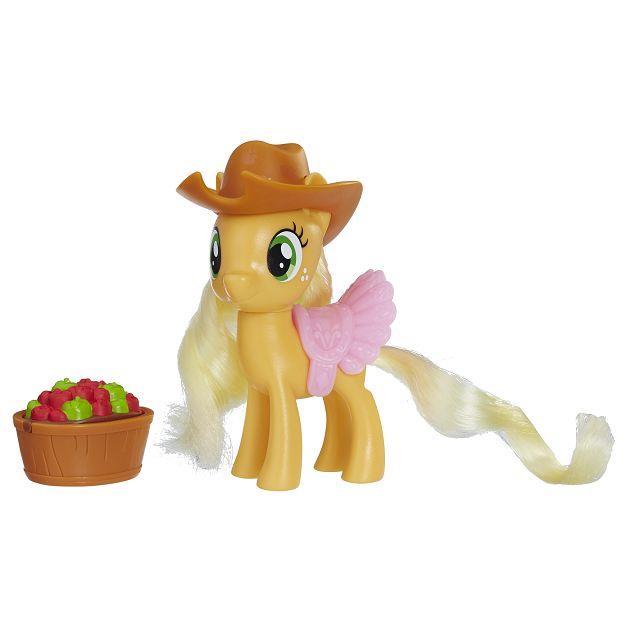 彩虹小馬 3吋變魔術小馬-提籃