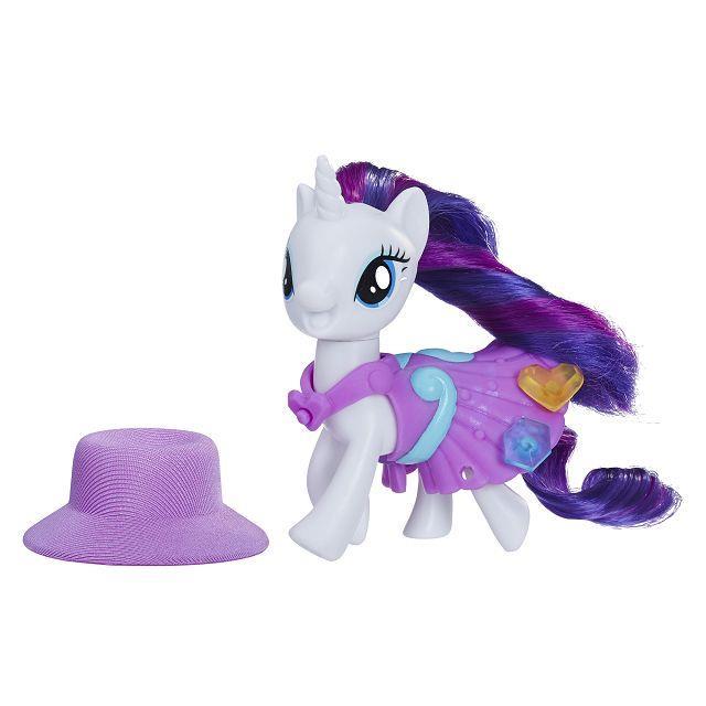 彩虹小馬 3吋變魔術小馬-帽子