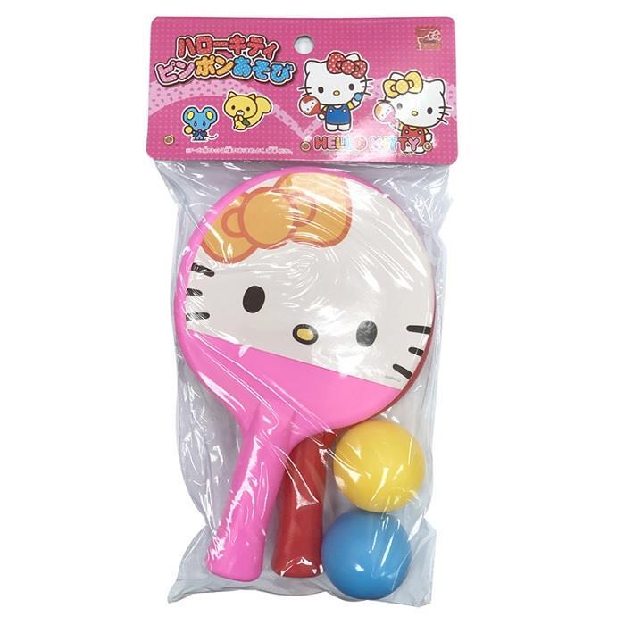KITTY歡樂乒乓拍